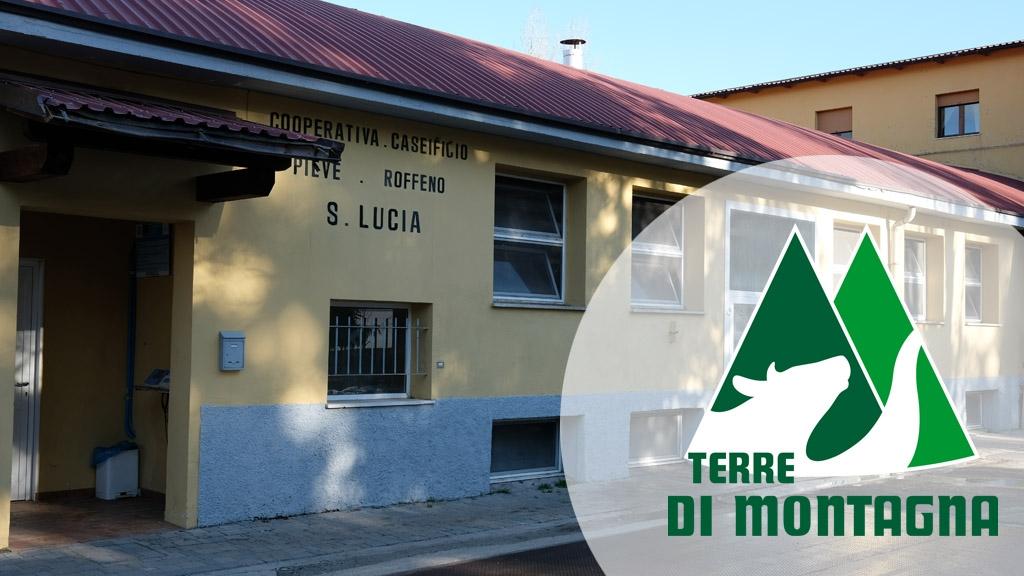 """Il caseificio e """"Terre di Montagna"""""""