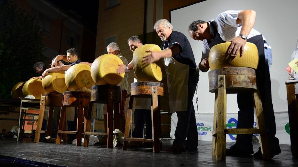 FIERA DEL PARMIGIANO REGGIANO DI CASINA 2015
